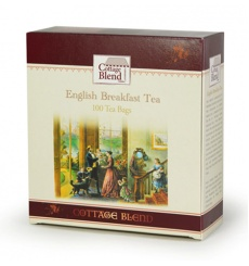Herbata w saszetkach Cottage Blend English breakfast tea