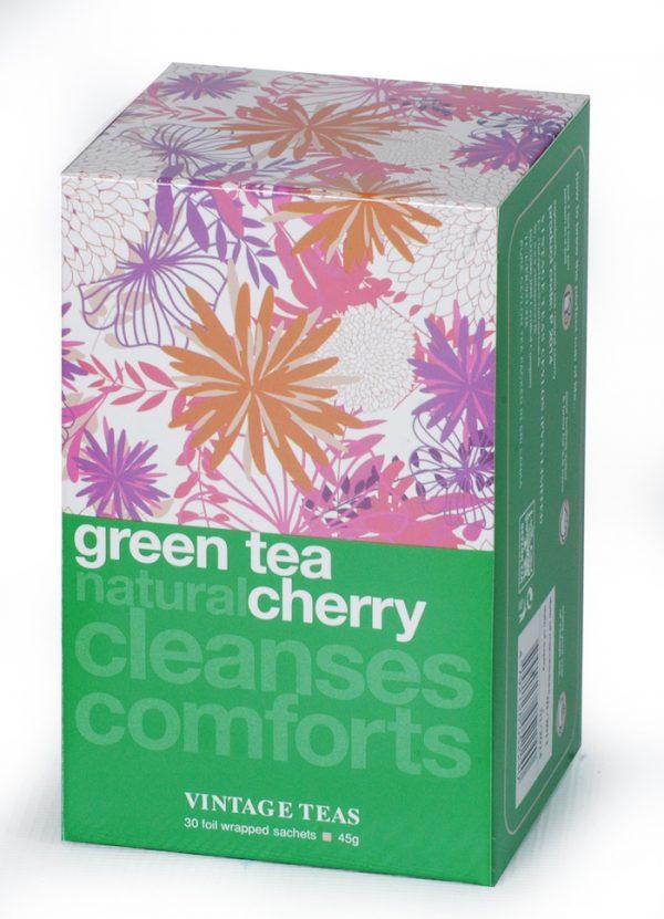 Herbata Vintage teas green cherry