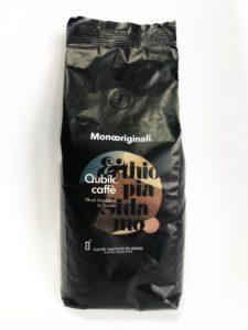 Kawa ziarnista Qubik Caffe