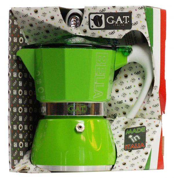 Kawiarka GAT zielona