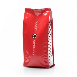 Kawa ziarnista Italiano Rosso