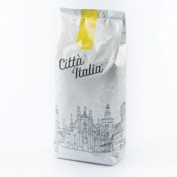Kawa ziarnista Citta d'Italia 100% Arabica