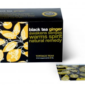 Herbata Vintage Teas Ginger