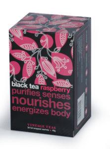 Herbata Vintage Teas Raspberry