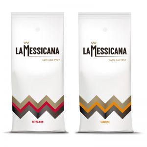 Kawa ziarnista LaMessicana Extrabar Sunrise