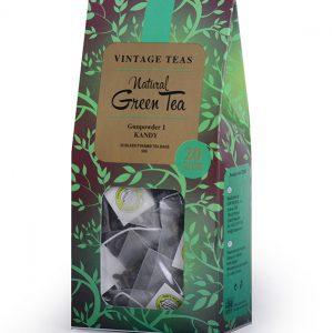 Herbata Vintage Teas Piramidki