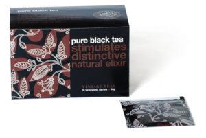Herbata Vintage teas pure black