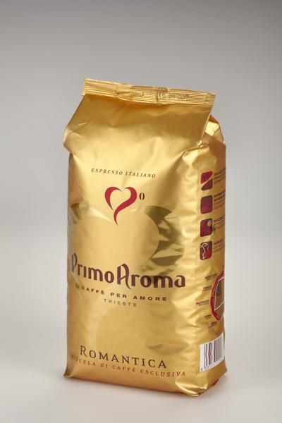 Kawa ziarnista Primo Aroma Romantica