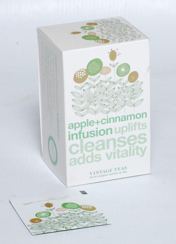 Herbata Vintage Teas jabłko-cynamon