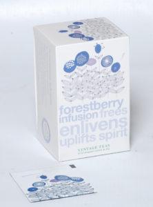 Herbata Vintage Teas owoce leśne
