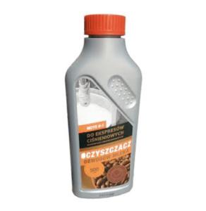 Preparat do czyszczenia obwodów mleka