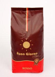 Kawa ziarnista Bungiorno Rosso
