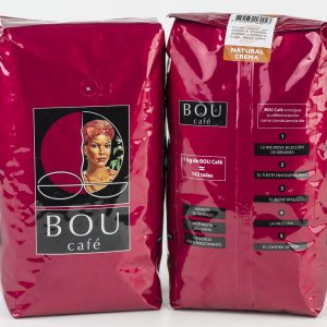 Kawa ziarnista Bou Cafe Natural Crema