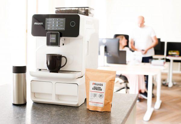 Ekspres do kawy 4Swiss Pro Biały