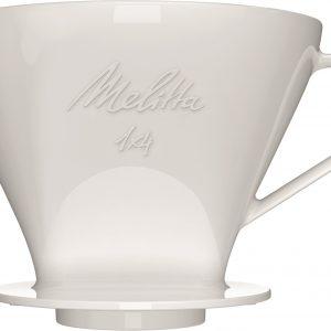 Drip do parzenia kawy Melitta 1x4 Porcelanowy