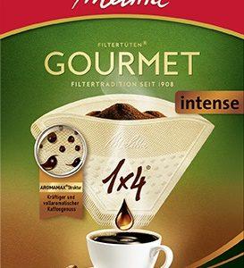 Filtry do ekspresów przelewowych Melitta Gourmet