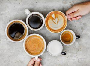 codzienny rytuał parzenia kawy
