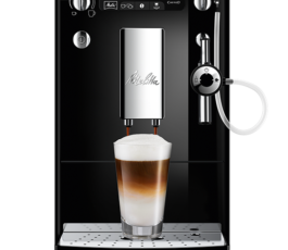 Melitta CAFFEO SOLO & PERFECT MILK Czarny