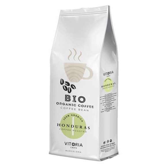 Kawa Organiczna Vitoria Honduras Ziarnista 500g